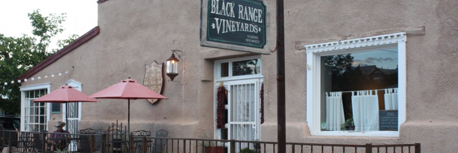 Black Range Vineyards in Hillsboro